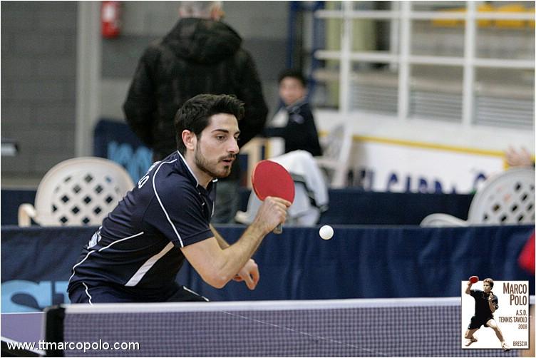 Asd tennis tavolo marco polo brescia stefano e lorenzo - Stefano bosi tennis tavolo ...