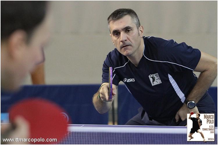 Asd tennis tavolo marco polo brescia domenica la terza - Stefano bosi tennis tavolo ...