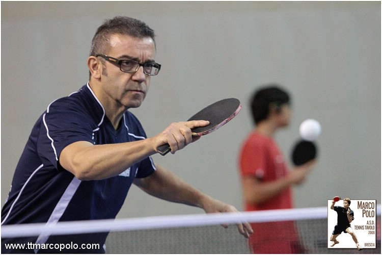 Asd tennis tavolo marco polo brescia 4 di ritorno 5 - Stefano bosi tennis tavolo ...