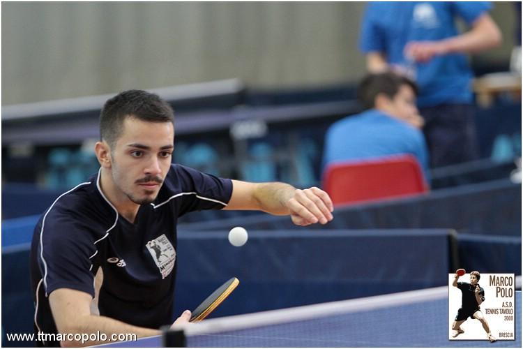 Asd tennis tavolo marco polo brescia week end di - Stefano bosi tennis tavolo ...