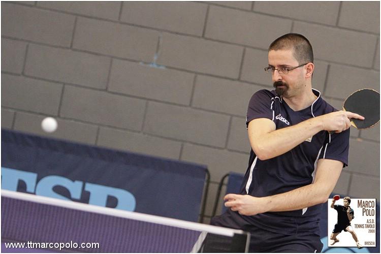 Asd tennis tavolo marco polo brescia presentazione 2 di - Stefano bosi tennis tavolo ...